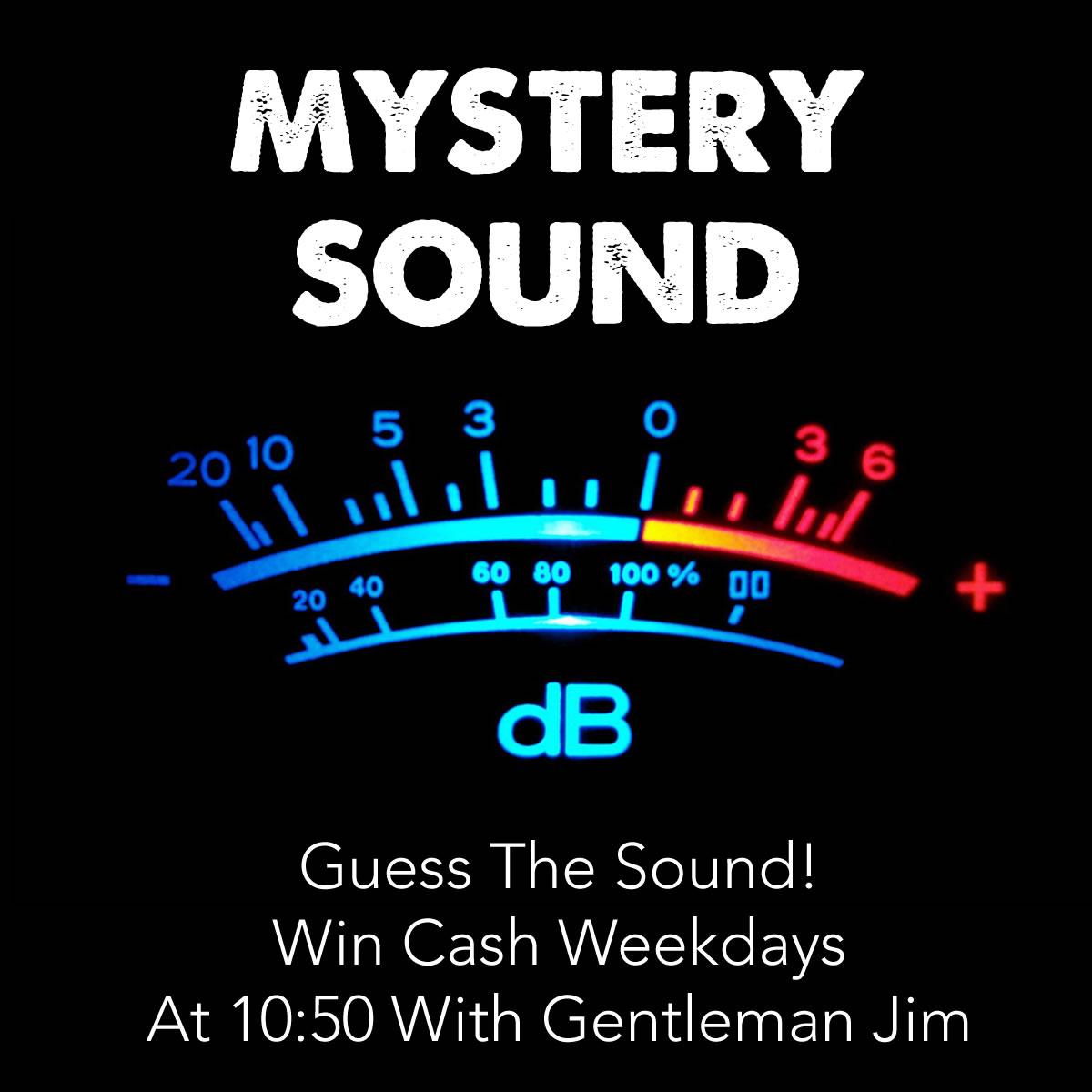 Z104 Mystery Sound