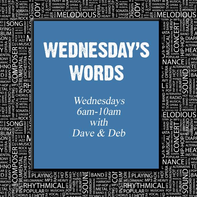 wednesdaywords